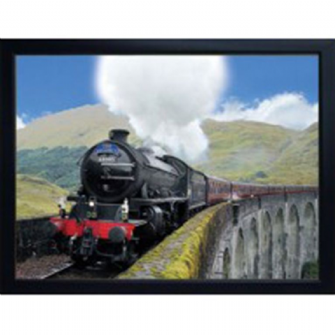 STEAM TRAIN 3D FRIDGE MAGNET